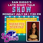 Tonight+in+San+Diego+LIVE+taping+-+Jagger+%26amp%3B+Kristi+Magic+92.5%2C+Dallas+McLaughlin+and+Monette+Marino